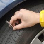 Inflado de tus neumáticos
